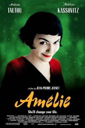 Le Fabuleux destin d'Am�lie Poulain (2001)