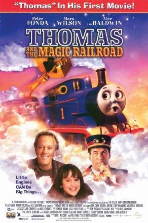 Thomas and the Magic Railroad