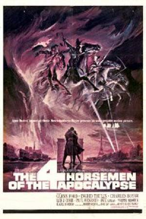 The 4 Horsemen of the Apocalypse (1962)