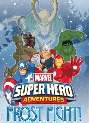 Marvel Super Heroes : Les Gladiateurs de la Glace affiche