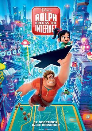 Trailer: Wreck-It Ralph 2 (2018)