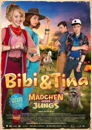 Bibi & Tina: Jongens tegen de Meiden