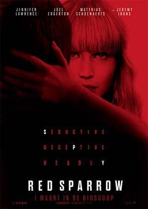 Trailer: Red Sparrow (2017)