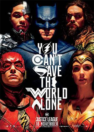 Trailer: Justice League (2017)