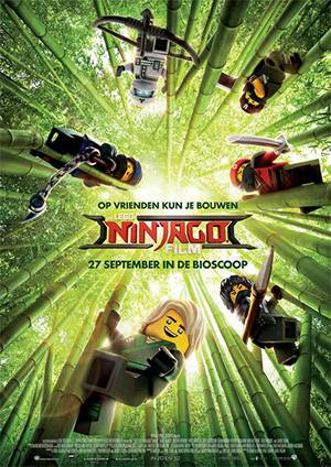 Trailer: The Lego Ninjago Movie (2017)
