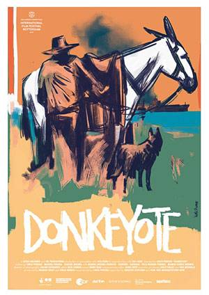 Trailer: Donkeyote (2017)