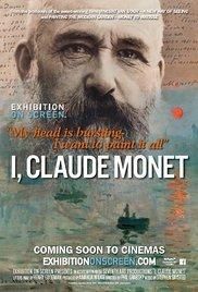 I, Claude Monet