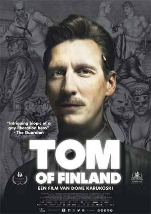 Trailer: Tom of Finland (2017)