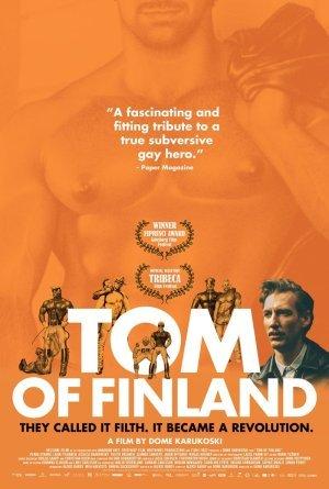 Trailer: Tom of Finland (2017)