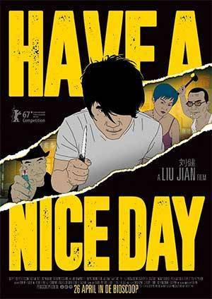 Trailer: Have a Nice Day (2017)