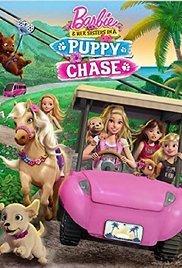Barbie & haar zusjes in een Puppy Achtervolging
