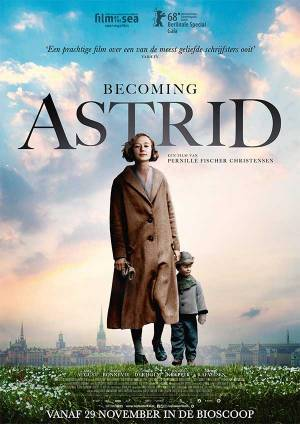 Trailer: Becoming Astrid (2018)