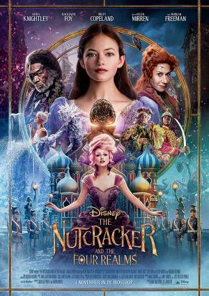Trailer: The Nutcracker & The Four Realms (2018)
