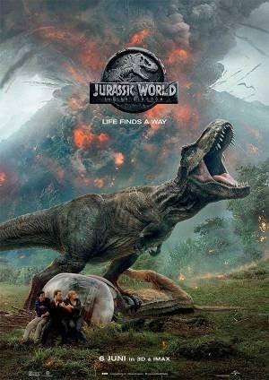 Trailer: Jurassic World: Fallen Kingdom (2018)