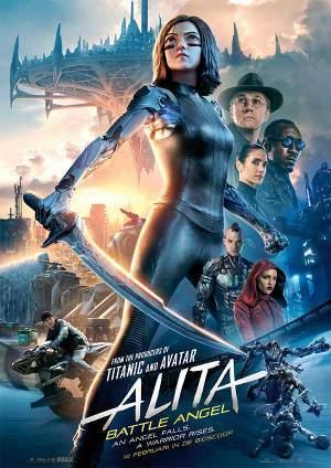 Trailer: Alita: Battle Angel (2018)