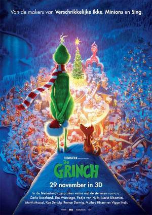 Trailer: The Grinch (2018)
