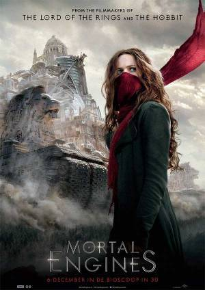 Trailer: Mortal Engines (2018)