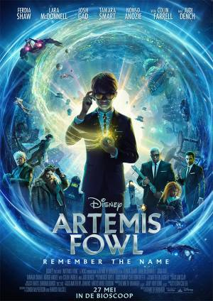 Trailer: Artemis Fowl (2020)