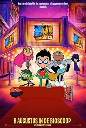 თინეიჯერო ტიტანებო, წინ! ფილმი - Teen Titans GO! to the Movies - tineijero titanebo win (qartulAD)