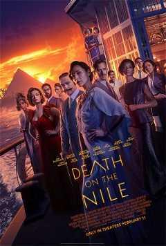 Death on the Nile (2022)