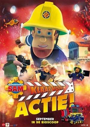 Brandweerman Sam - Klaar voor actie!
