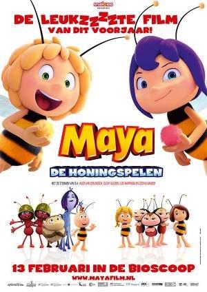 Trailer: Maya de Bij: De Honingspelen (2018)