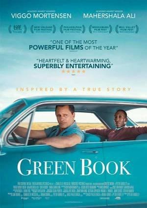 Trailer: Green Book (2018)