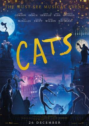 Trailer: Cats (2019)