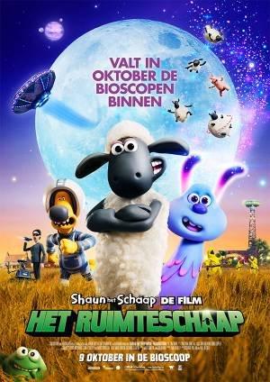 Shaun Het Schaap: Het Ruimteschaap (2019)