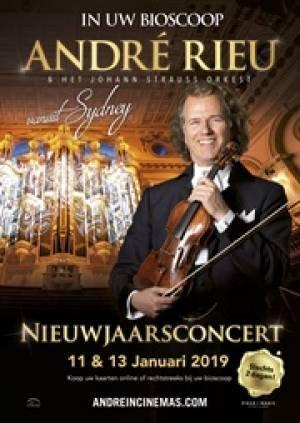 Andre Rieu: Nieuwjaarsconcert