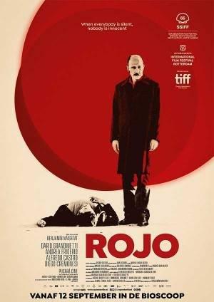 Trailer: Rojo (2018)