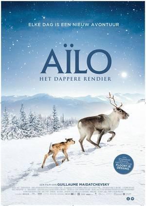 Trailer: Ailo, het dappere rendier (2018)