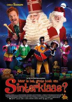 Waar is het grote boek van Sinterklaas? (2019)