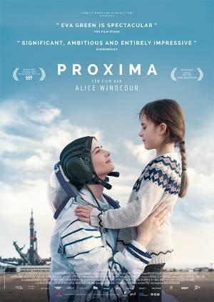 Trailer: Proxima (2019)