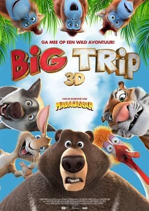 Trailer: Big Trip (2019)