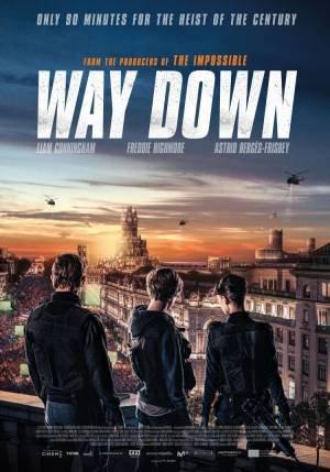 Trailer: Way Down (2020)
