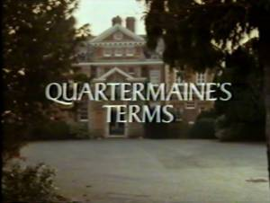 Screen Two: Quartermaine's Terms