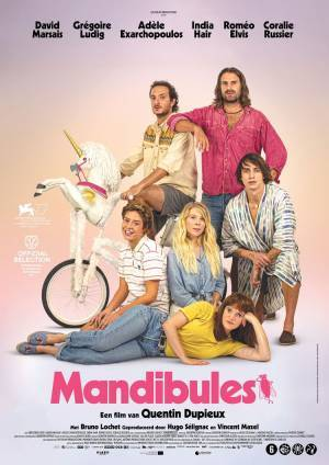 Trailer: Mandibules (2020)