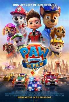 Paw Patrol: De Film (2021)