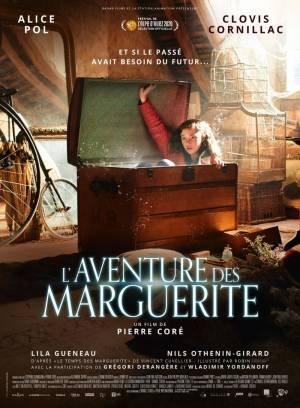 De fantastische tijdreis van Margot en Marguerite