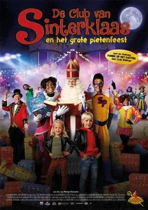 De Club van Sinterklaas en het grote pietenfeest