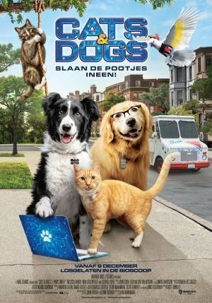 Cats & Dogs: Paws Unite