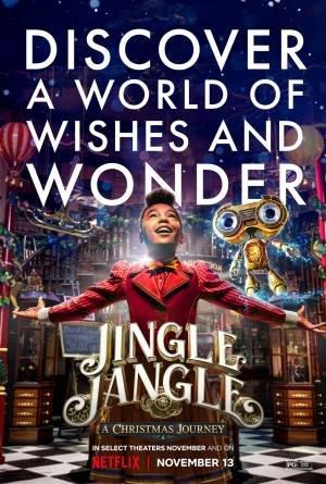 Jingle Jangle: A Christmas Journey