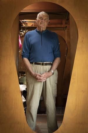 Architect Richard Leplastrier - Framing the view