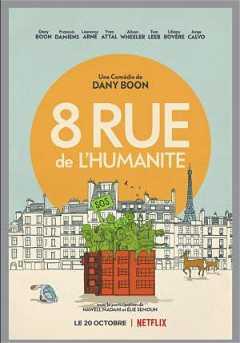 8 Rue de l'Humanité (2021)