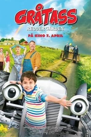 De kleine grijze tractor redt de boerderij (2017)