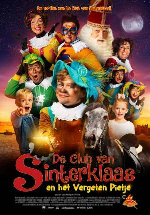 De Club van Sinterklaas & het vergeten Pietje