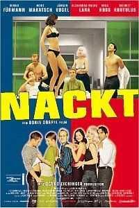 Nackt /nina hoss/ Anna Hilgedieck