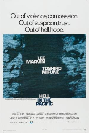 Hell in the Pacific (1968)