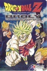 Dragon Ball Z 8: Broly! The Legendary Super Saiyan